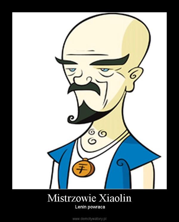 Mistrzowie Xiaolin –  Lenin powraca