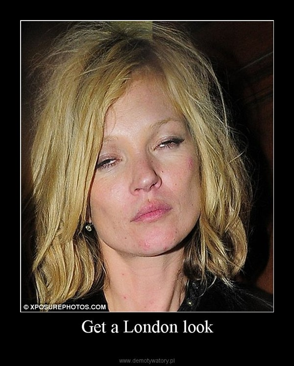 Get a London look –