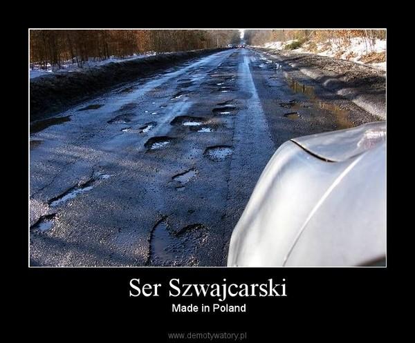 Ser Szwajcarski – Made in Poland