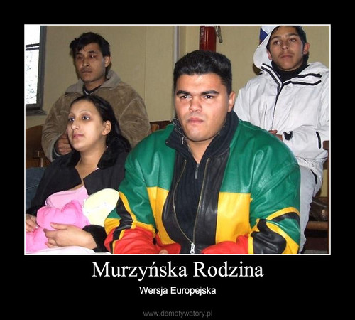 Murzyńska Rodzina