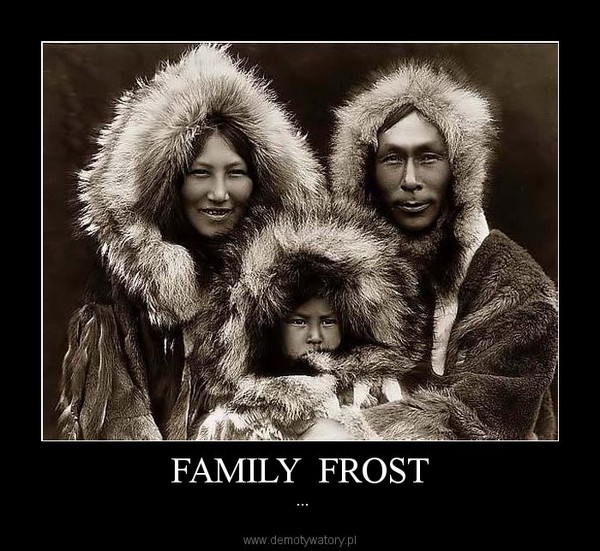 FAMILY  FROST – ...