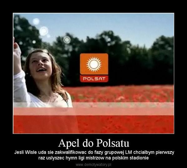 Apel do Polsatu