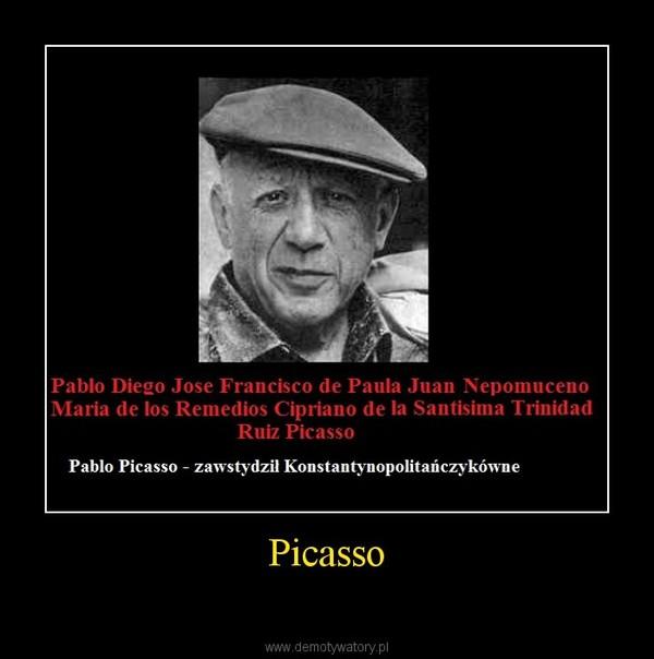 Picasso –