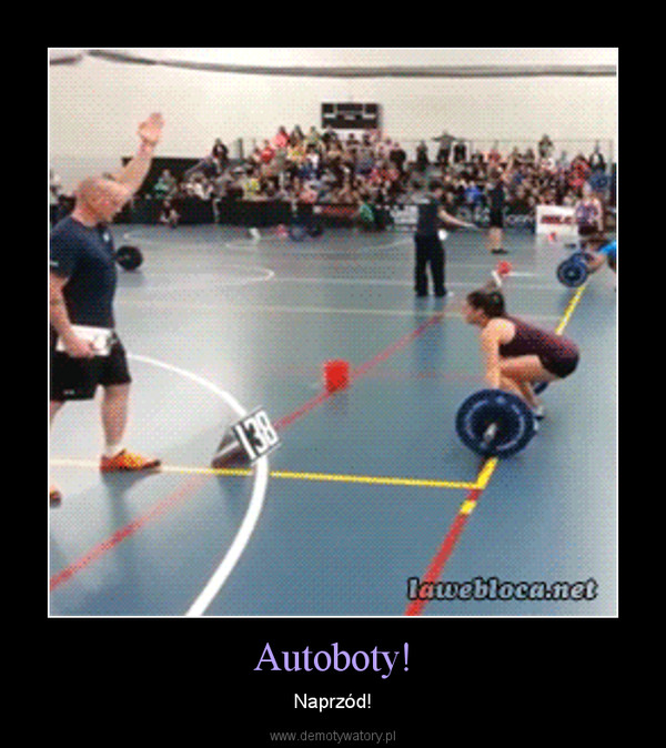 Autoboty! – Naprzód!