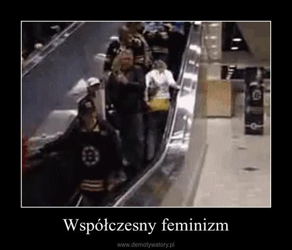 Współczesny feminizm –