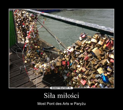 Siła miłości