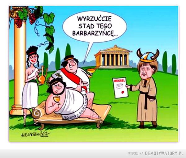 Greckie odczucia –