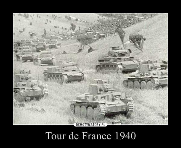Tour de France 1940 –