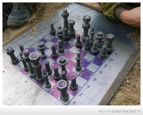 Kreatywność w królewskiej  grze –