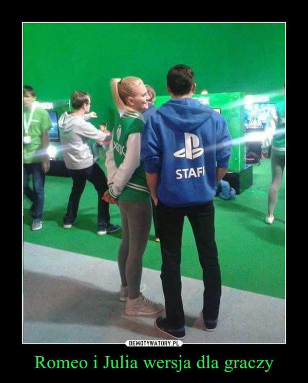 Romeo i Julia wersja dla graczy –