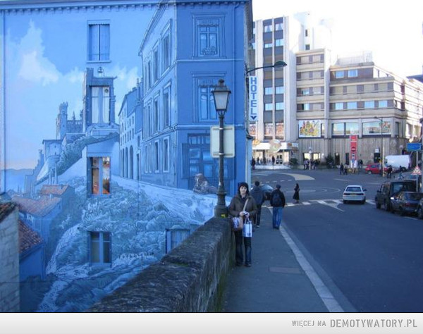 Mural to sztuka –