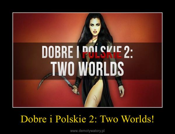 Dobre i Polskie 2: Two Worlds! –