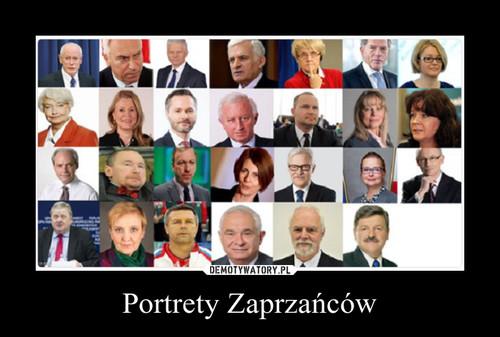 Portrety Zaprzańców
