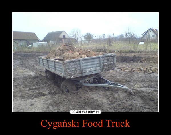 Cygański Food Truck –