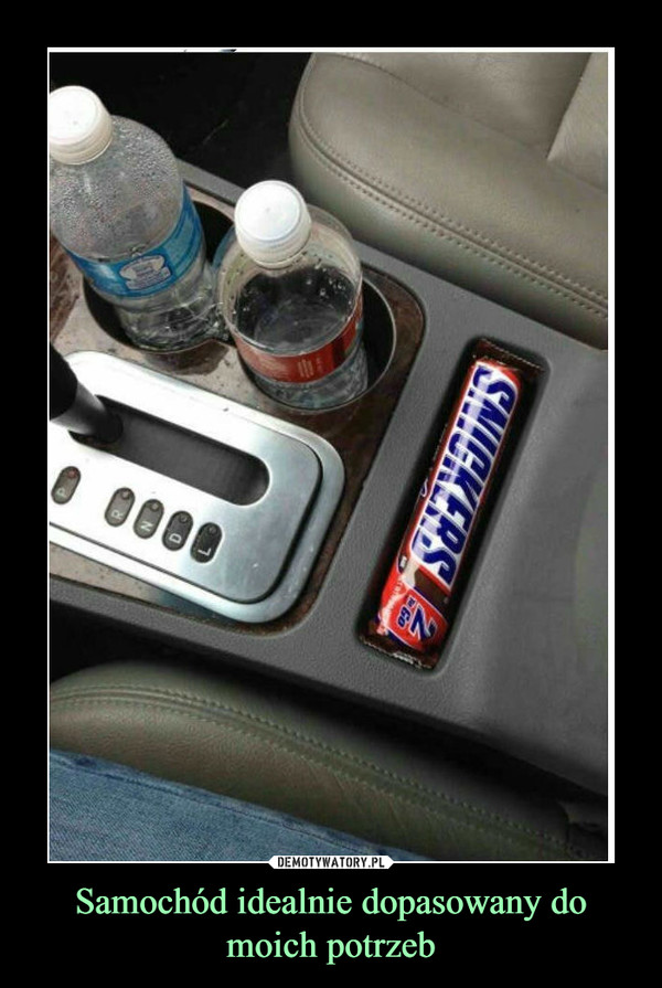 Samochód idealnie dopasowany do moich potrzeb –