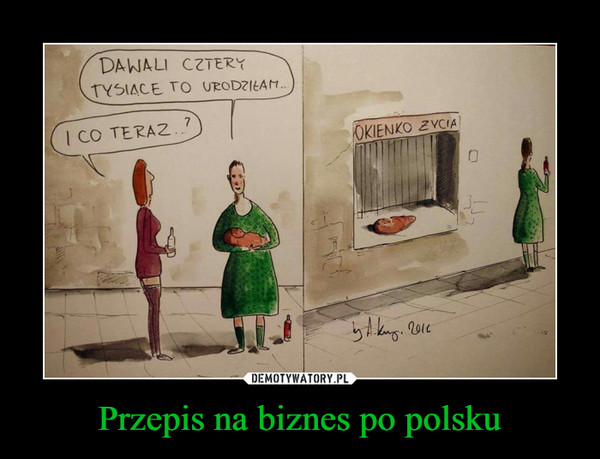 Przepis na biznes po polsku –