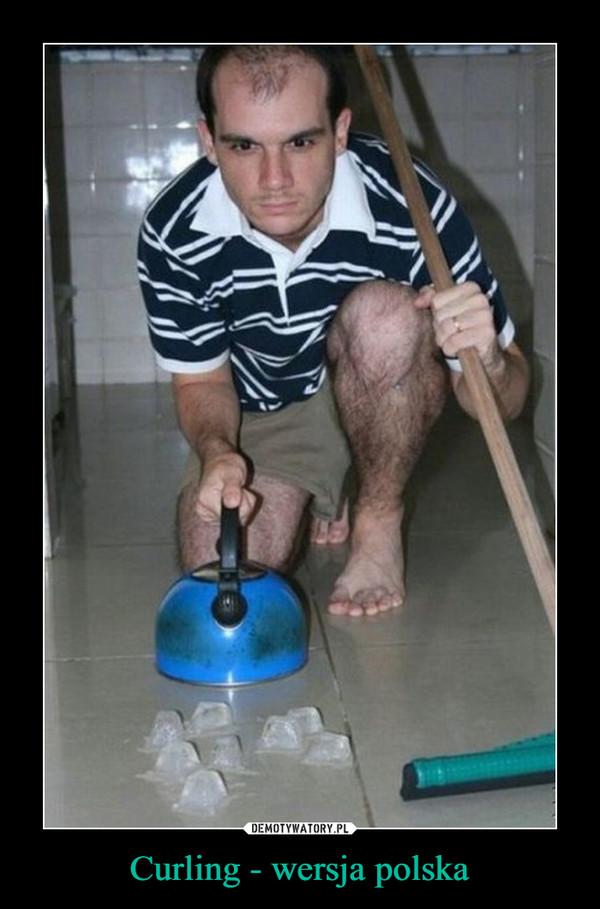 Curling - wersja polska –