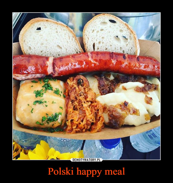 Polski happy meal –