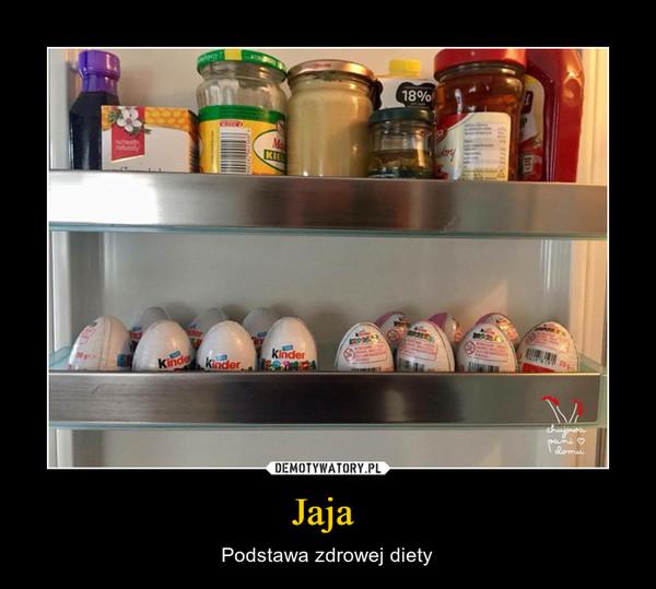Jaja  – Podstawa zdrowej diety