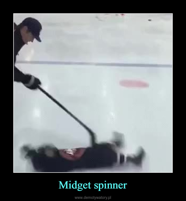 Midget spinner –