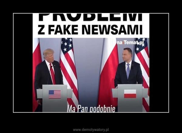 problem z fake newsami –