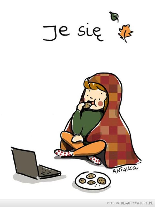 Jesień –  Je się