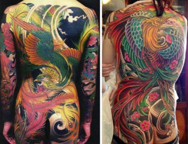 16 Tatuaży Yakuzy I Ich Znaczenia Demotywatorypl