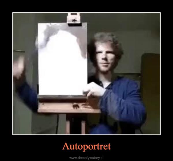Autoportret –
