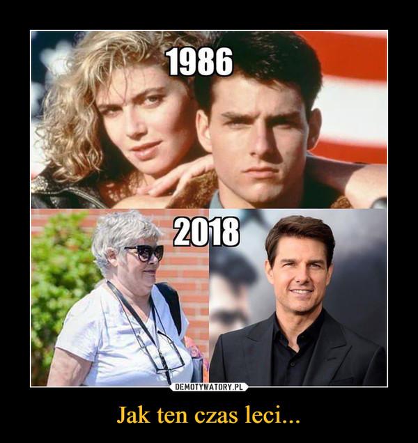 Jak ten czas leci... –  19862018