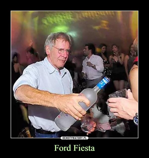 Ford Fiesta –