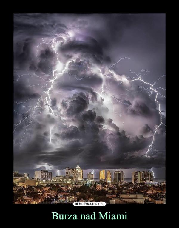 Burza nad Miami –