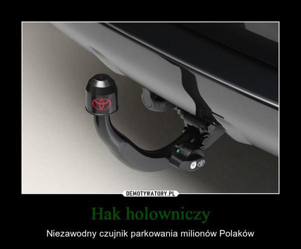 Hak holowniczy – Niezawodny czujnik parkowania milionów Polaków