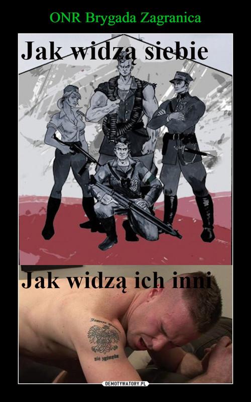 ONR Brygada Zagranica