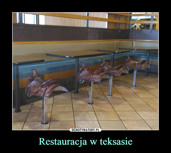 Restauracja w teksasie –