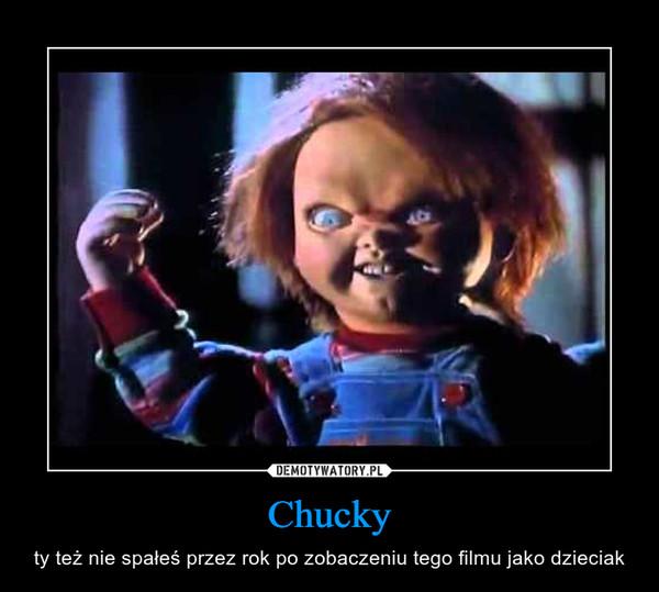 Chucky – ty też nie spałeś przez rok po zobaczeniu tego filmu jako dzieciak