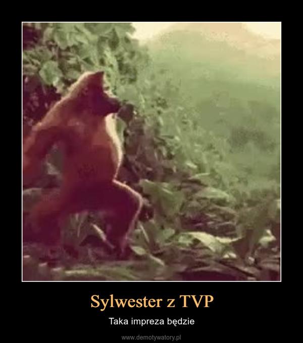 Sylwester z TVP – Taka impreza będzie