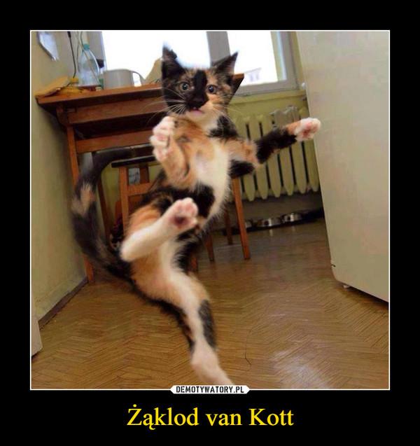 Żąklod van Kott –