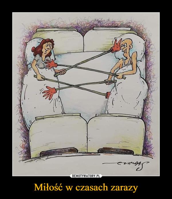 Miłość w czasach zarazy –