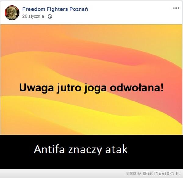Antifa –