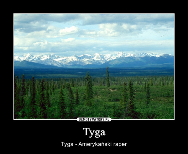 Tyga – Tyga - Amerykański raper
