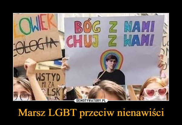 Marsz LGBT przeciw nienawiści –