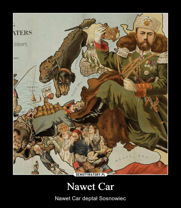 Nawet Car – Nawet Car deptał Sosnowiec
