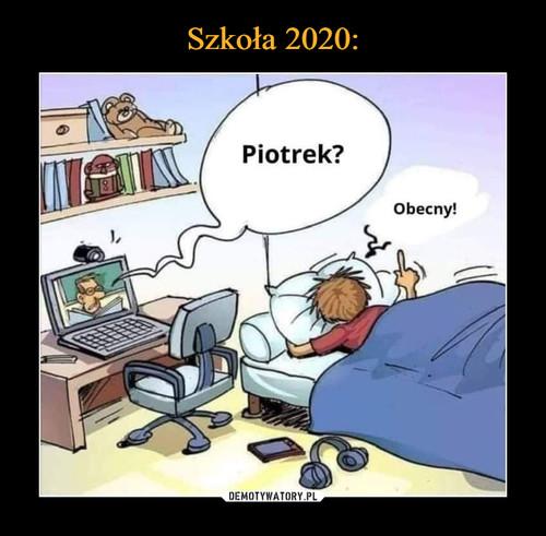 Szkoła 2020: