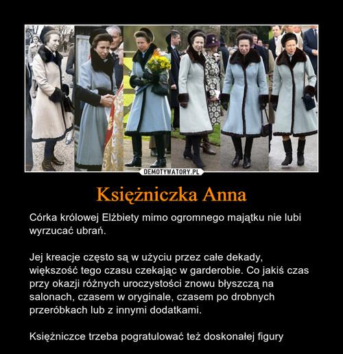 Księżniczka Anna