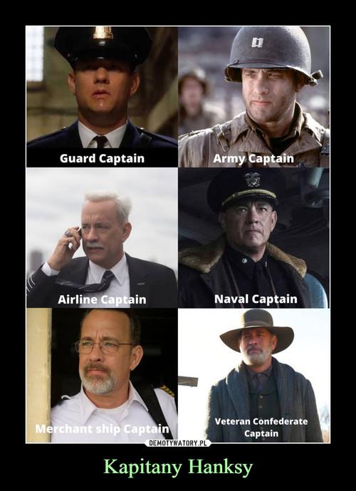Kapitany Hanksy