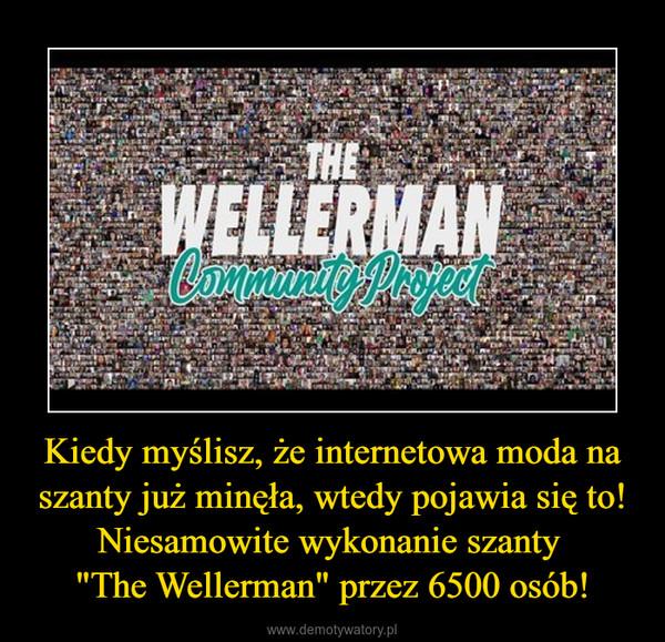 """Kiedy myślisz, że internetowa moda na szanty już minęła, wtedy pojawia się to! Niesamowite wykonanie szanty """"The Wellerman"""" przez 6500 osób! –"""