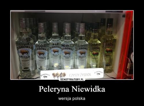 Peleryna Niewidka