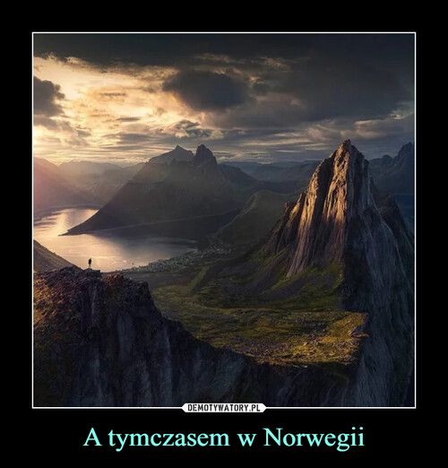 A tymczasem w Norwegii