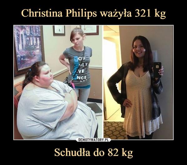 Schudła do 82 kg –