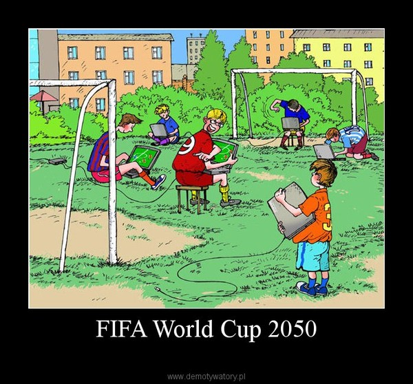 FIFA World Cup 2050 – Demotywatory.pl